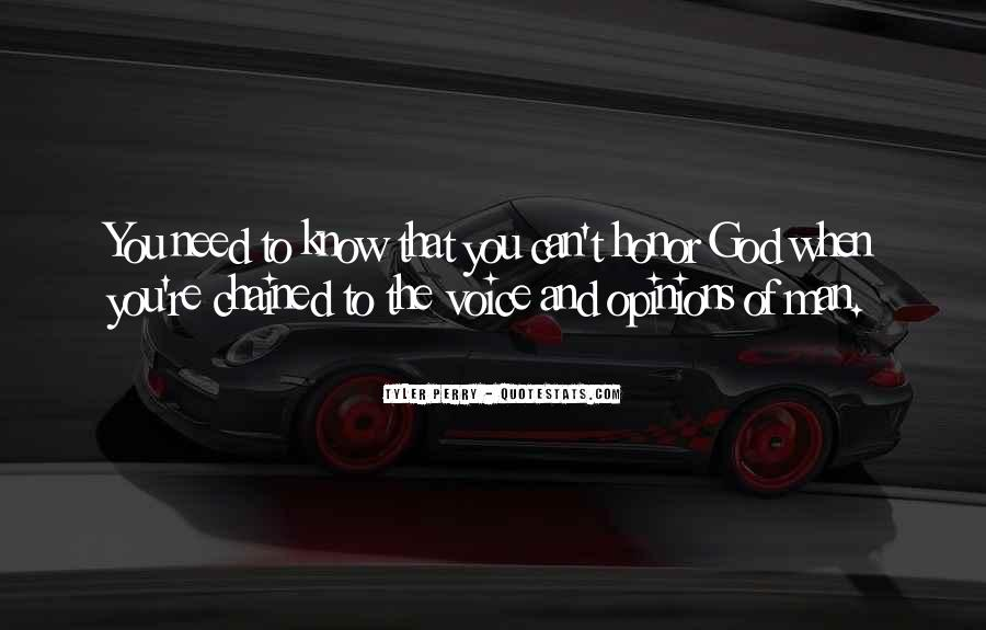 What God Wants You To Know Quotes #17362