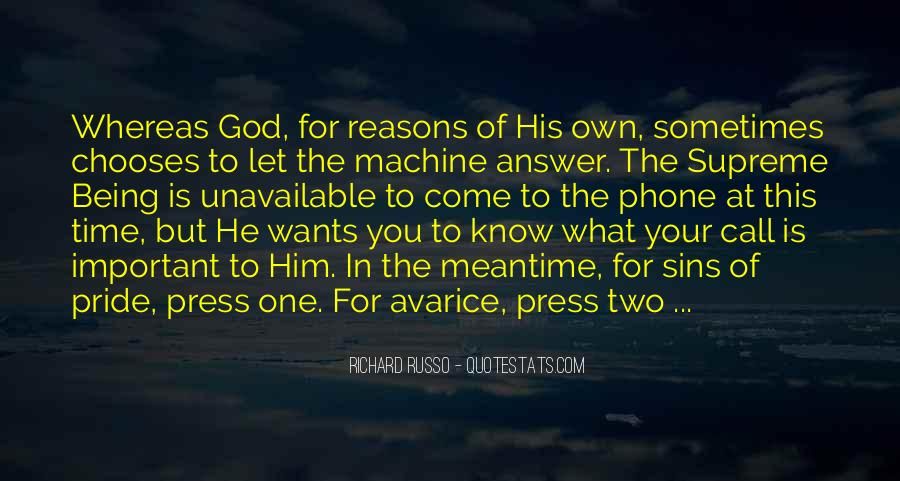 What God Wants You To Know Quotes #830307