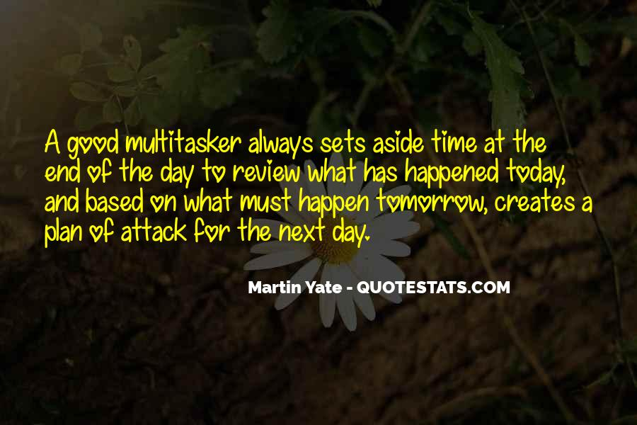 What Happened Today Quotes #1055614