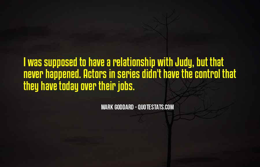 What Happened Today Quotes #1152670