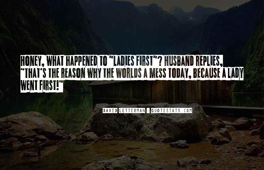 What Happened Today Quotes #117105