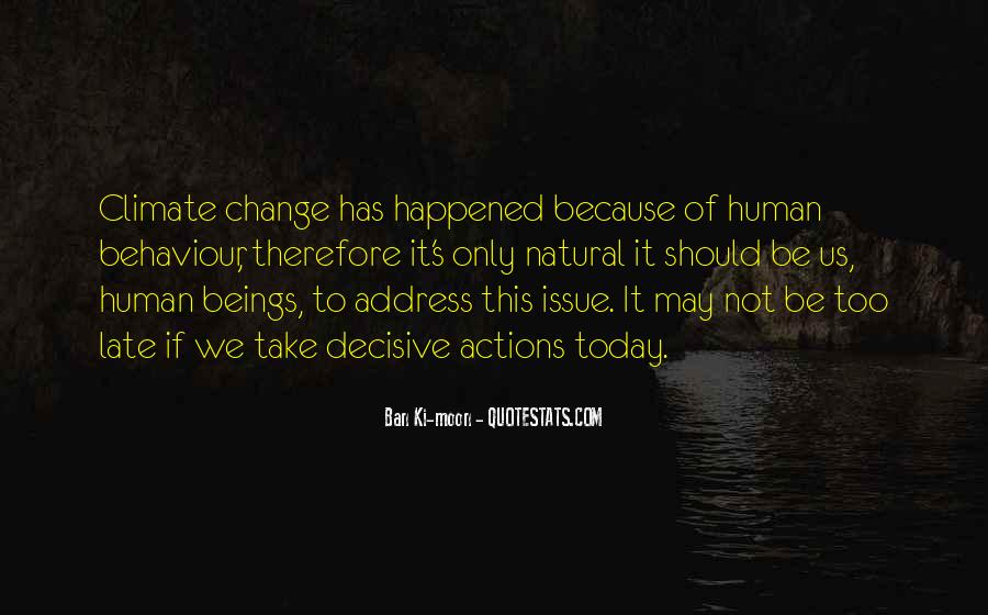 What Happened Today Quotes #18388