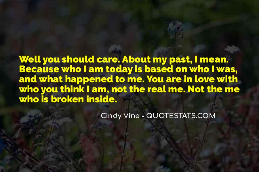What Happened Today Quotes #740492