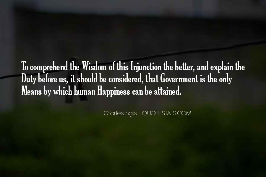 What Happiness Means To Me Quotes #164336