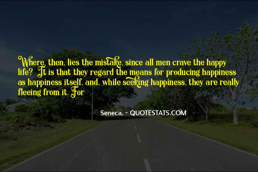 What Happiness Means To Me Quotes #250113