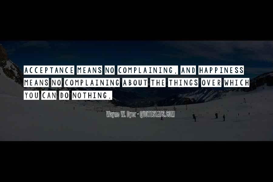 What Happiness Means To Me Quotes #55676
