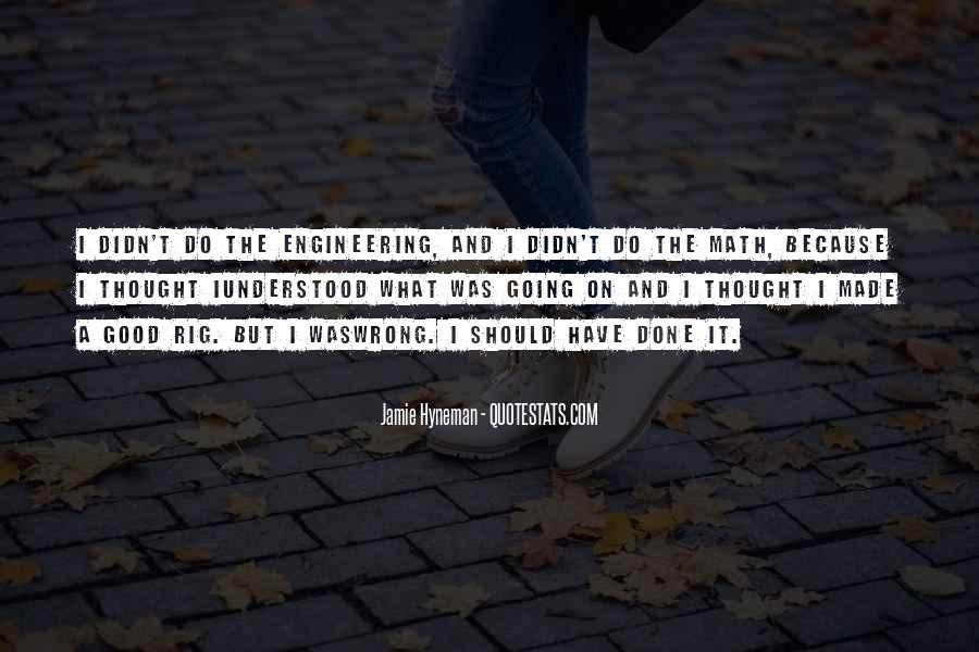 What I've Done Wrong Quotes #1199205