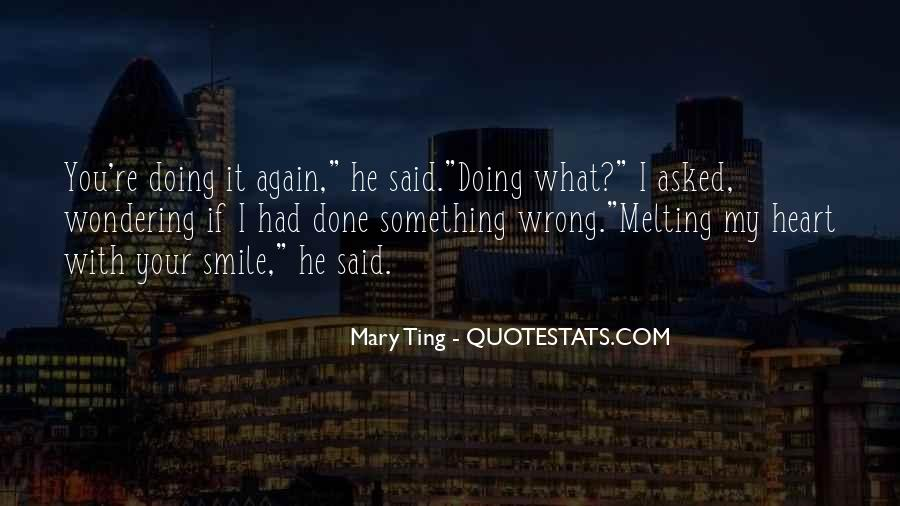 What I've Done Wrong Quotes #1331523