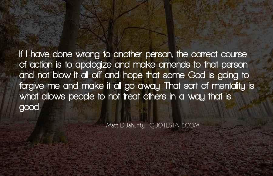 What I've Done Wrong Quotes #153341