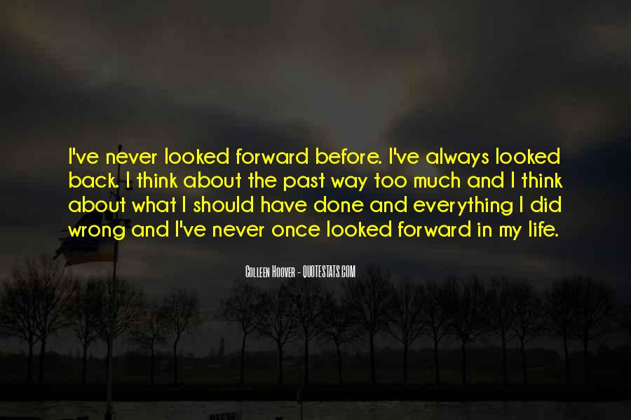What I've Done Wrong Quotes #1713348