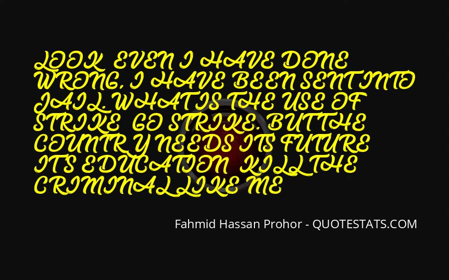 What I've Done Wrong Quotes #197356