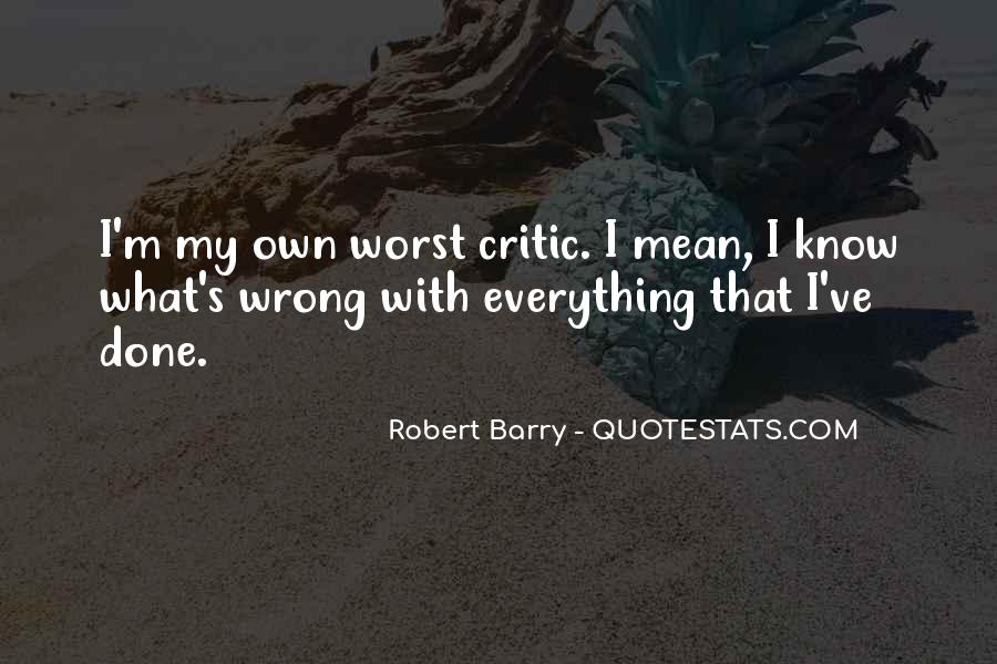 What I've Done Wrong Quotes #207799