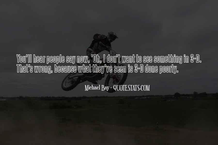What I've Done Wrong Quotes #986339