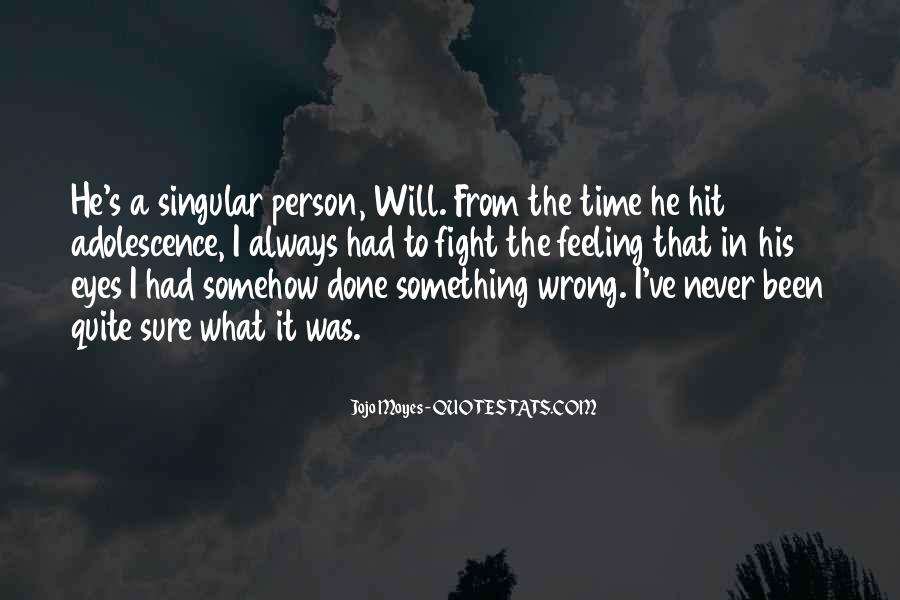What I've Done Wrong Quotes #991831