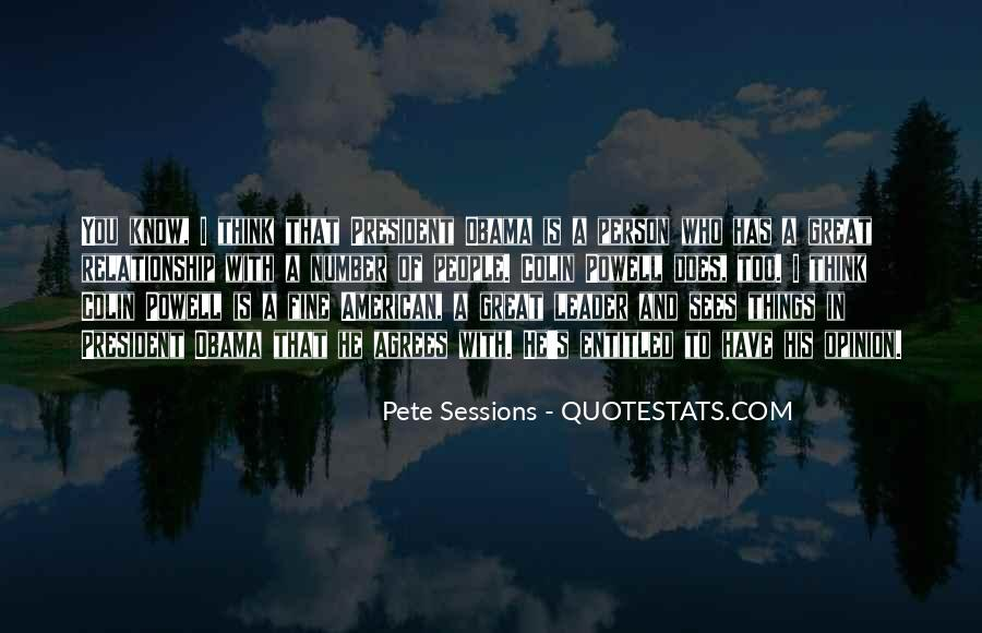 What Is A Great Relationship Quotes #112788