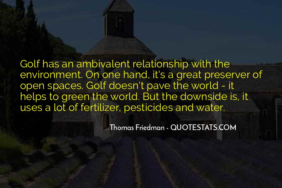 What Is A Great Relationship Quotes #219341