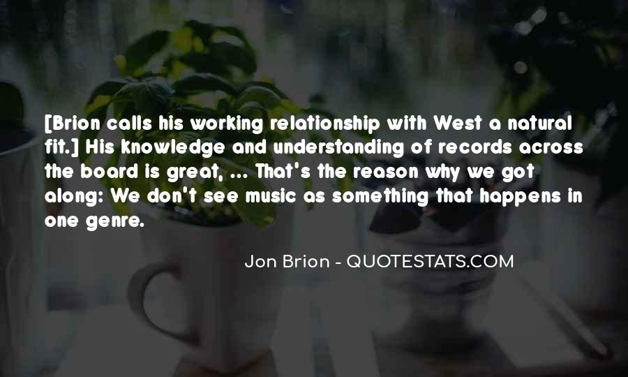 What Is A Great Relationship Quotes #315304