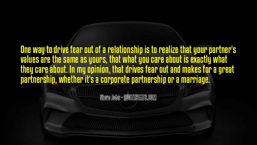What Is A Great Relationship Quotes #526065