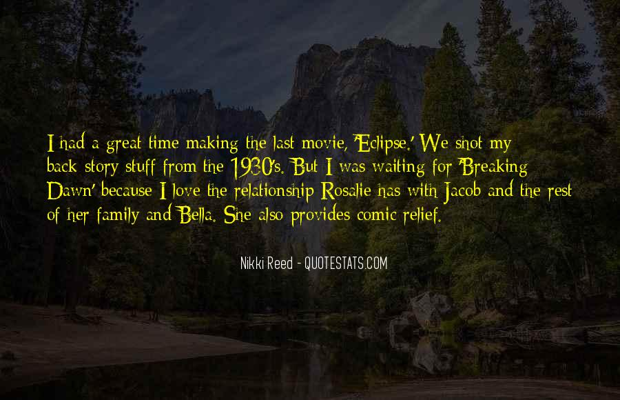 What Is A Great Relationship Quotes #65625