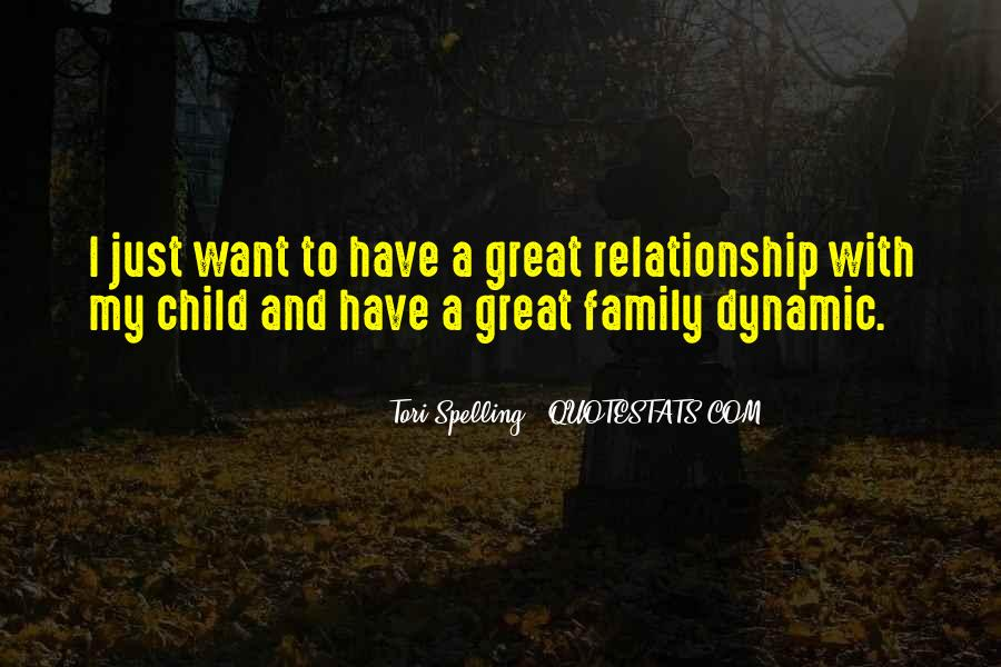 What Is A Great Relationship Quotes #91527