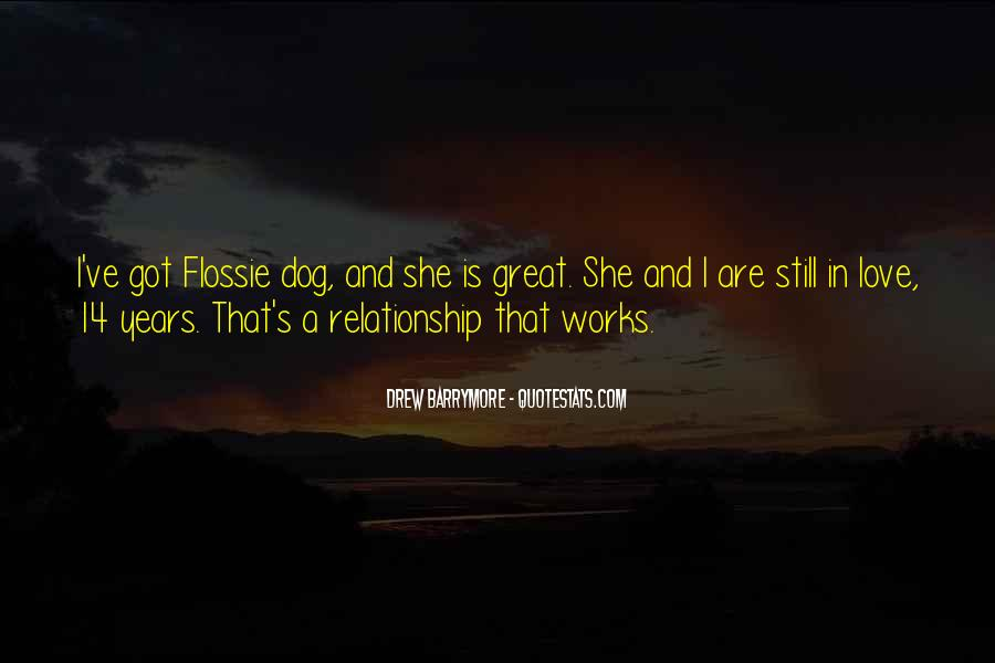 What Is A Great Relationship Quotes #95759