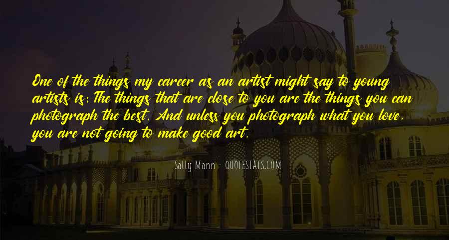 What Is Art Best Quotes #1252252