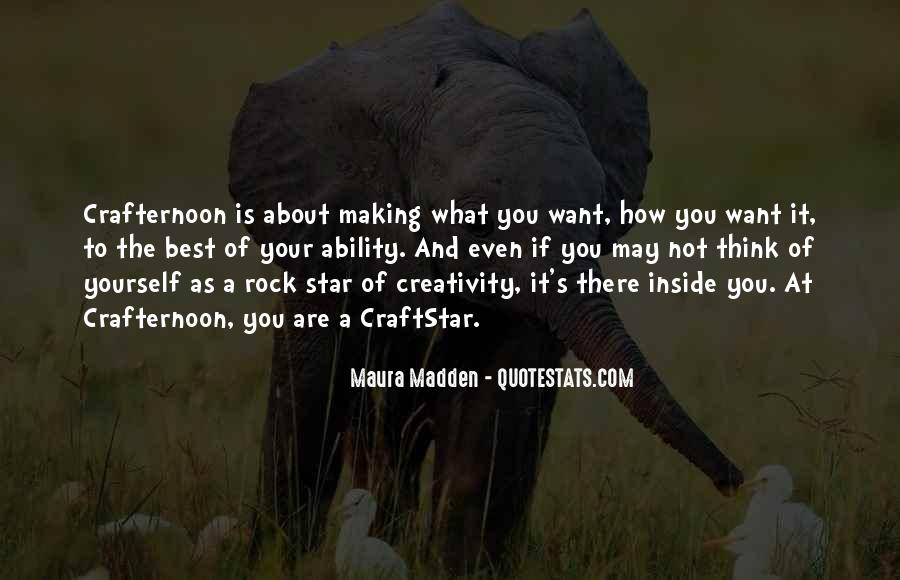 What Is Art Best Quotes #273399