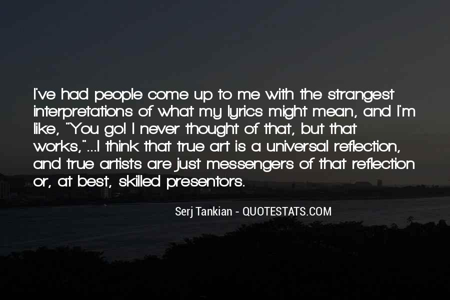 What Is Art Best Quotes #33845