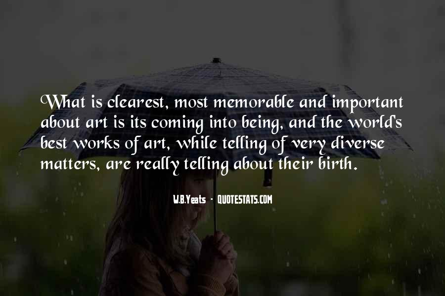 What Is Art Best Quotes #596361