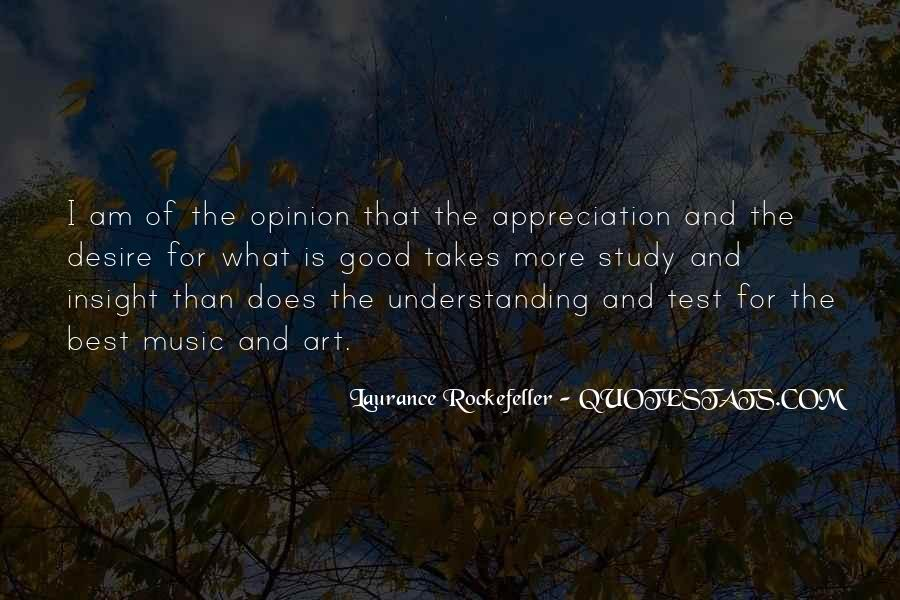 What Is Art Best Quotes #77567