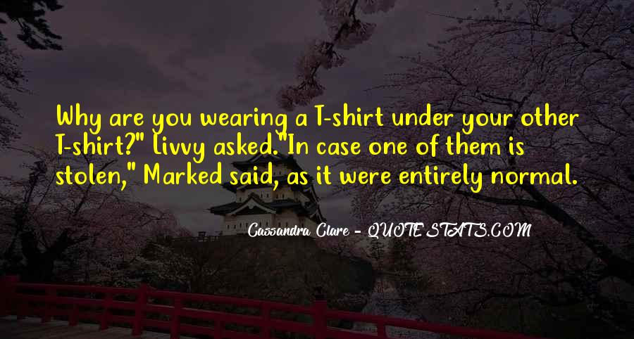 What Is Normal Funny Quotes #178525