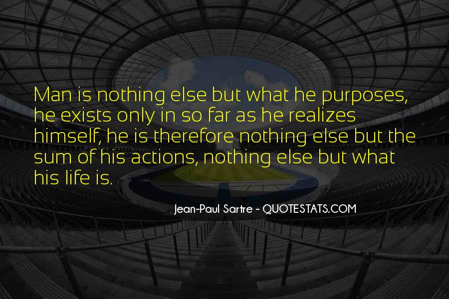 What Is The Purpose Of Life Quotes #436101