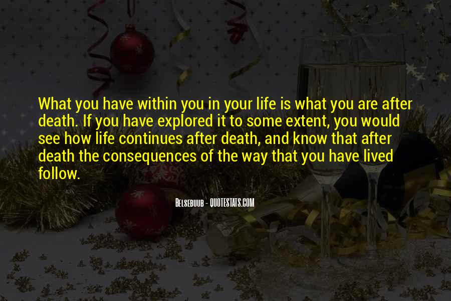 What Is The Purpose Of Life Quotes #520725