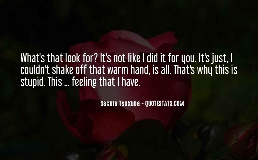 What Is This Feeling Quotes #1034752
