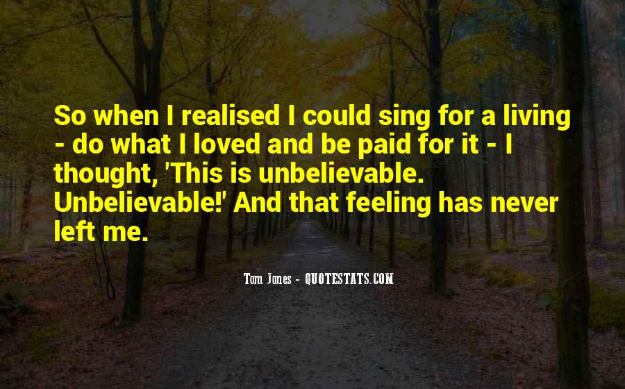 What Is This Feeling Quotes #198003