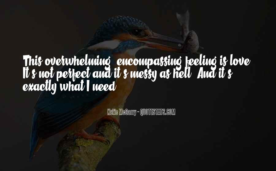What Is This Feeling Quotes #623306