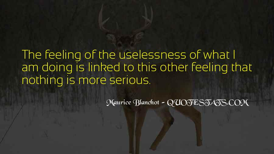 What Is This Feeling Quotes #637467