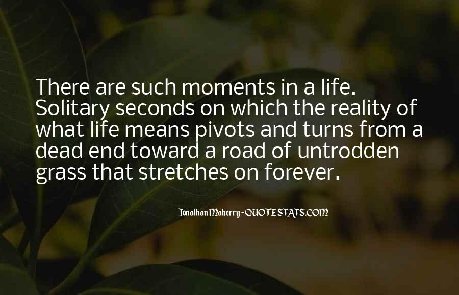 What Life Means Quotes #282415
