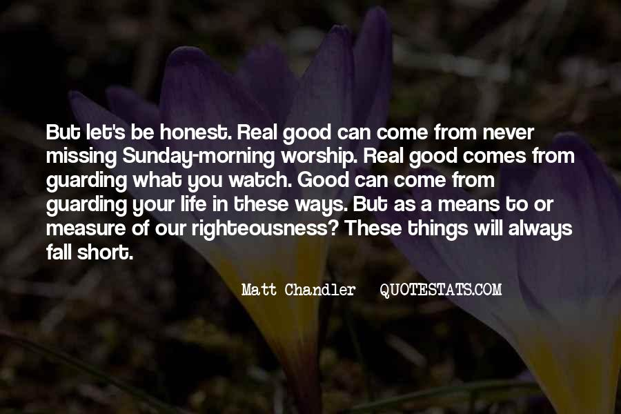 What Life Means Quotes #515405