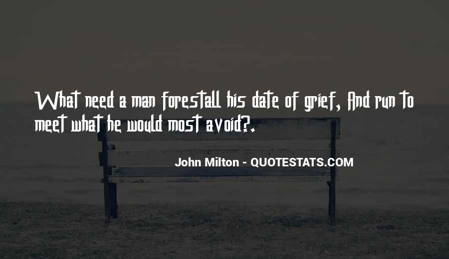 What Man Need Quotes #151125
