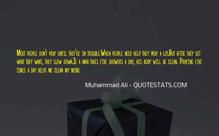 What Man Need Quotes #204210