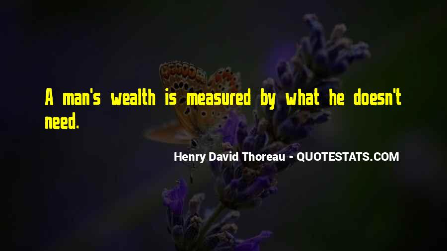 What Man Need Quotes #884114