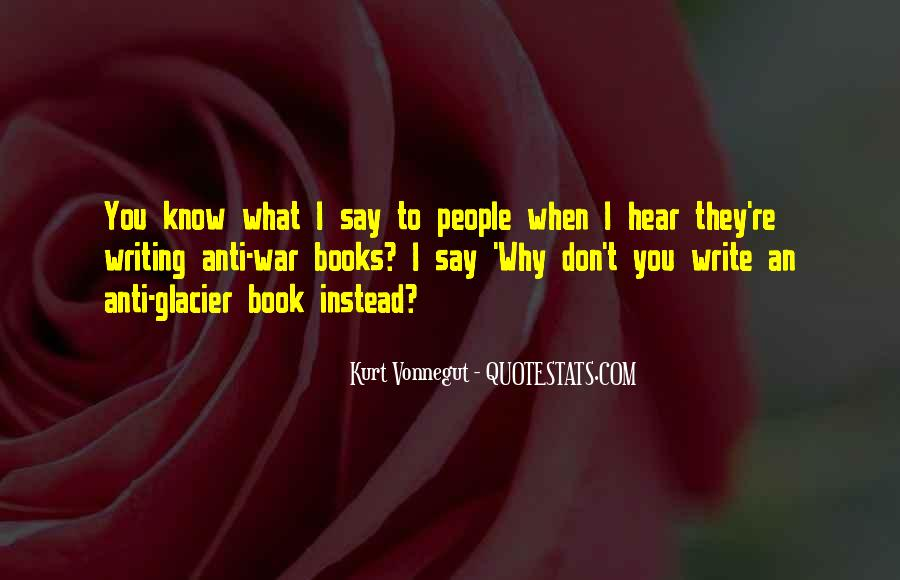 What Say You Quotes #10787