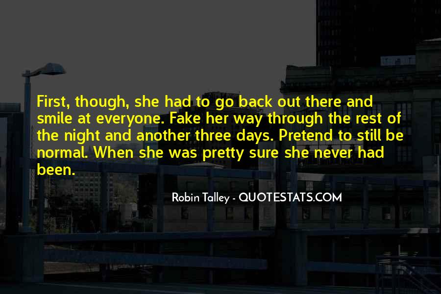 What She's Been Through Quotes #35130