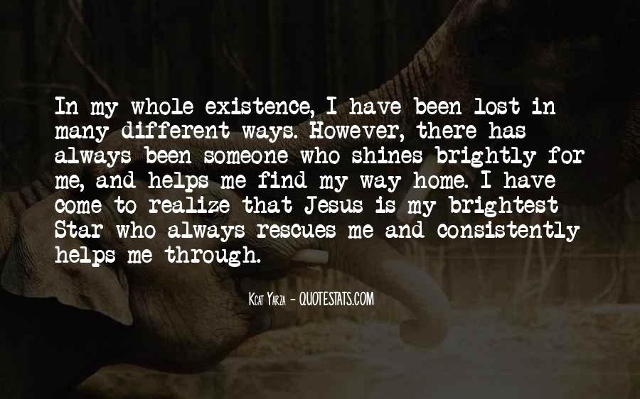 What She's Been Through Quotes #41581