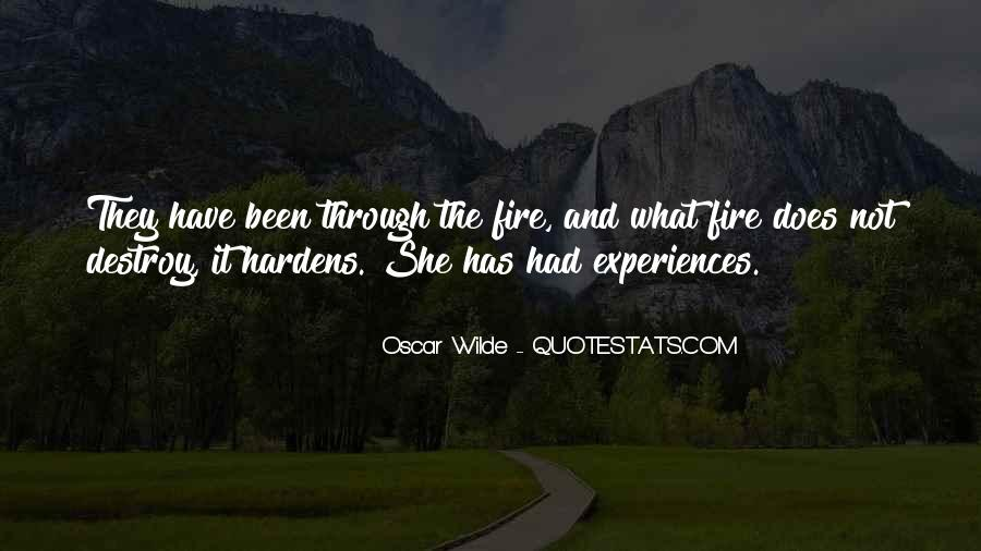 What She's Been Through Quotes #663605