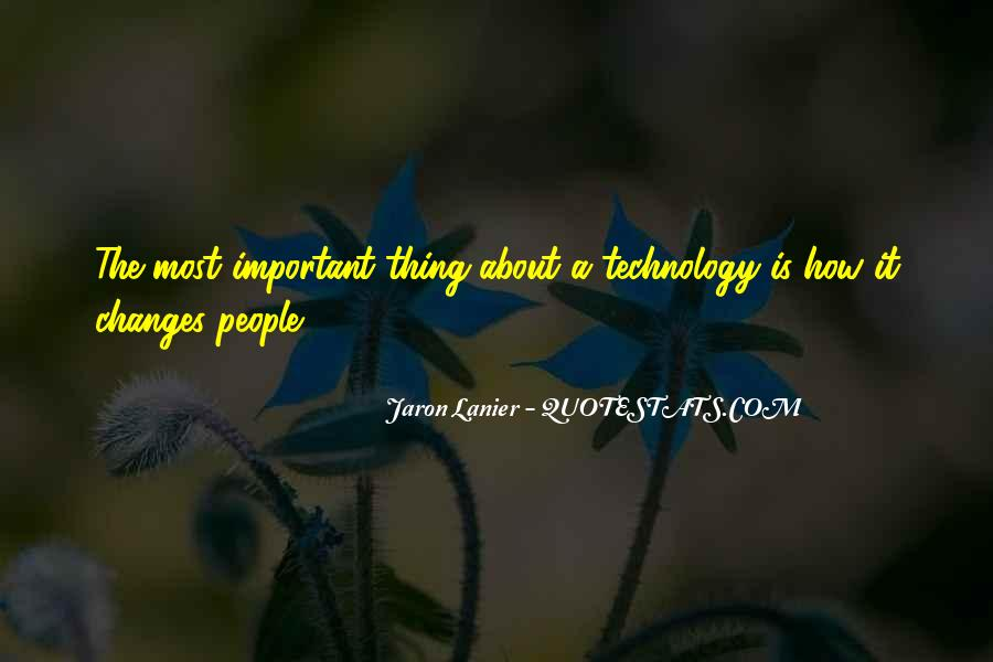 What Technology Wants Quotes #10027