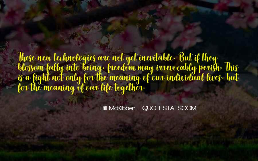 What Technology Wants Quotes #581