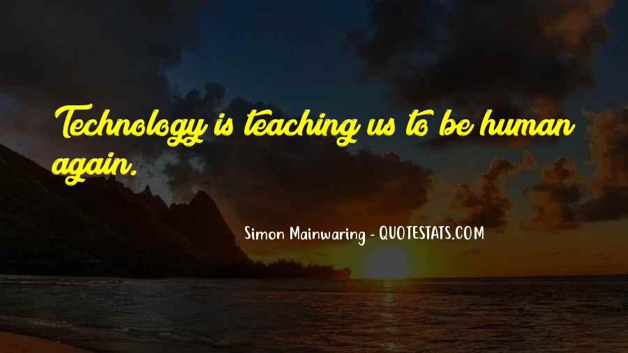 What Technology Wants Quotes #9881