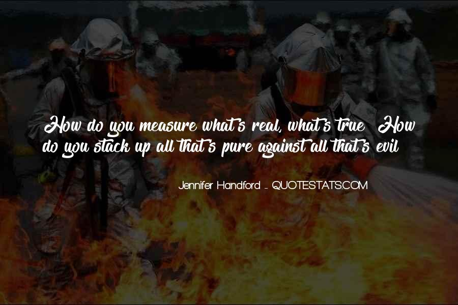 What We Had Was Real Quotes #3216